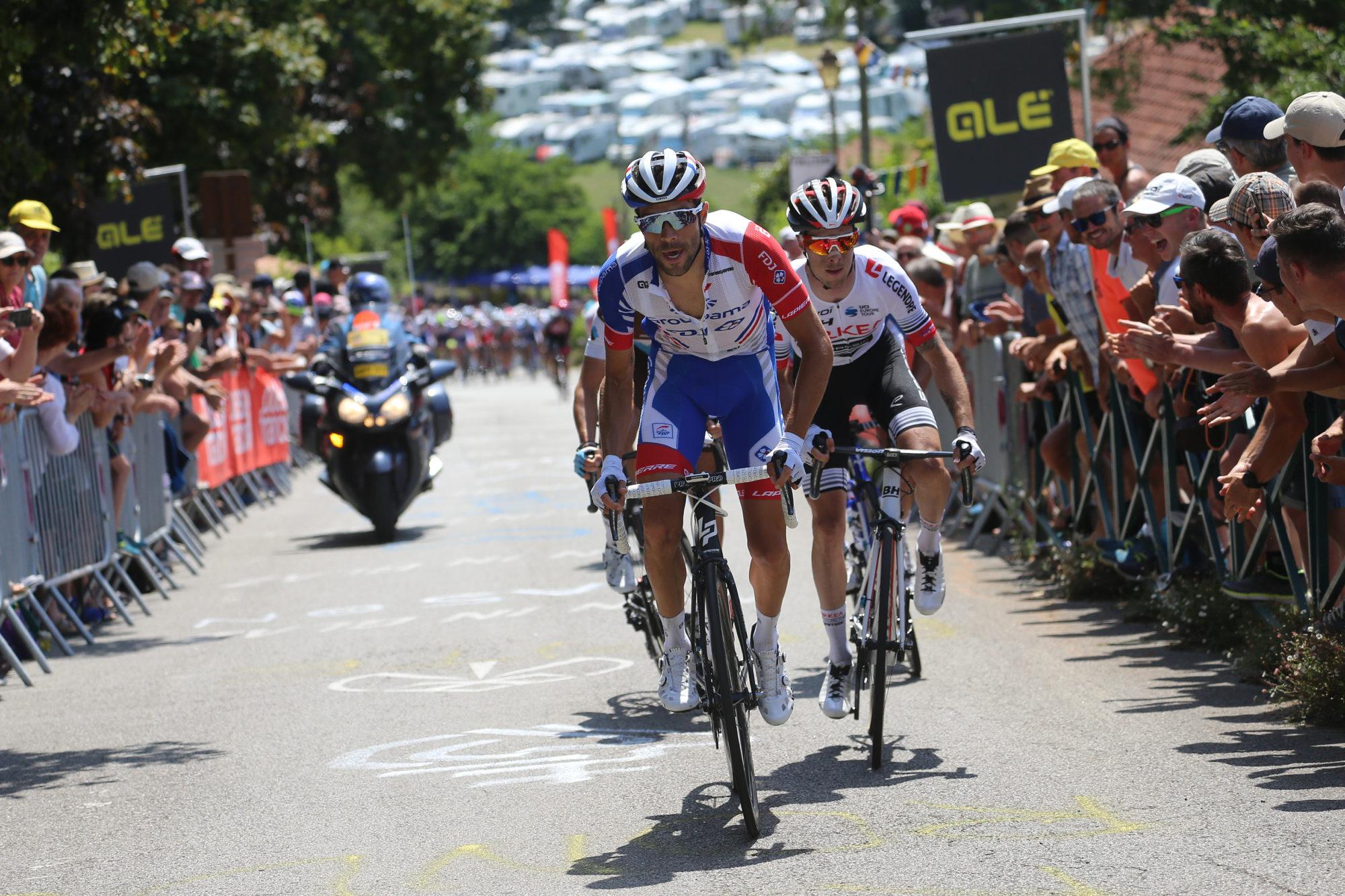 Les championnats de France de cyclisme sur route 2021 auront bien lieu à Epinal !