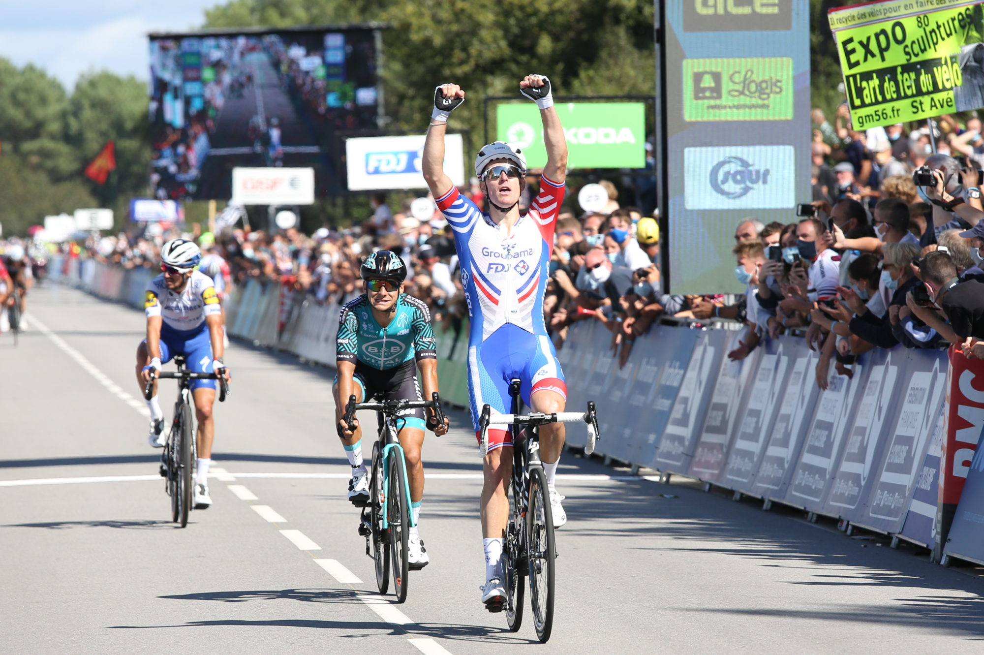 Championnats de France de cyclisme sur route 2021 : les parcours validés