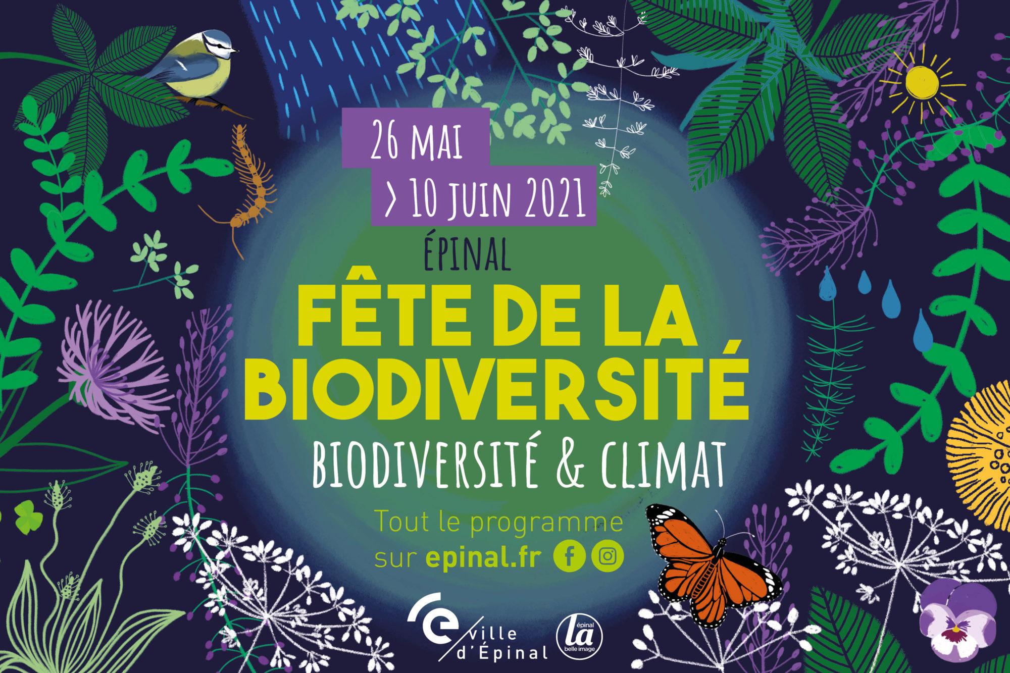 Nouveau climat pour la Fête de la Biodiversité