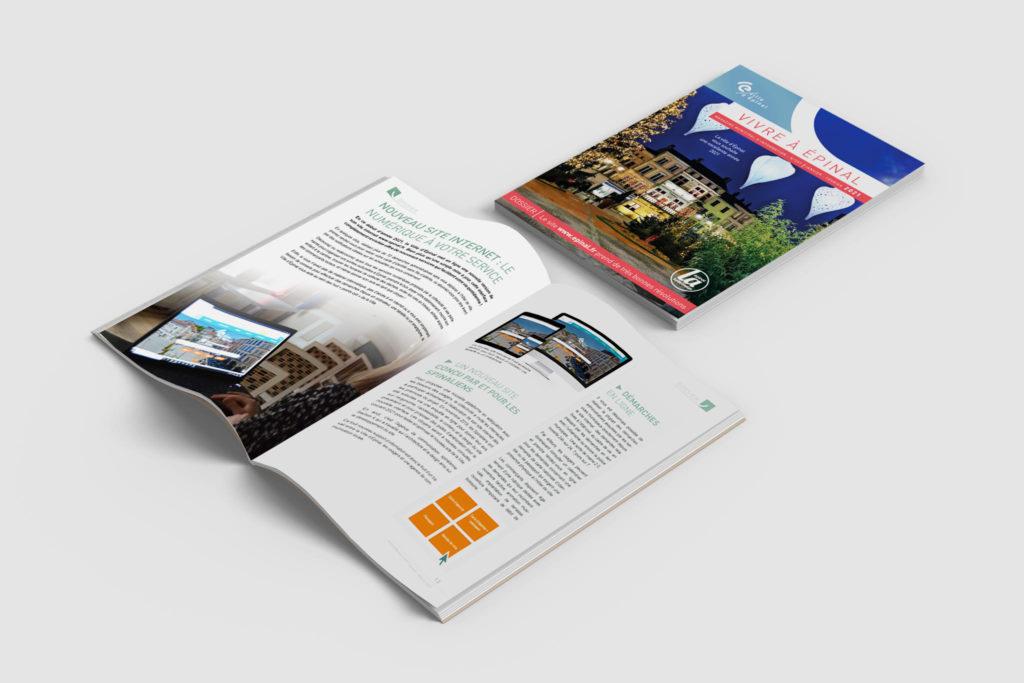 📢 Donnez votre avis sur le magazine Vivre à Épinal !