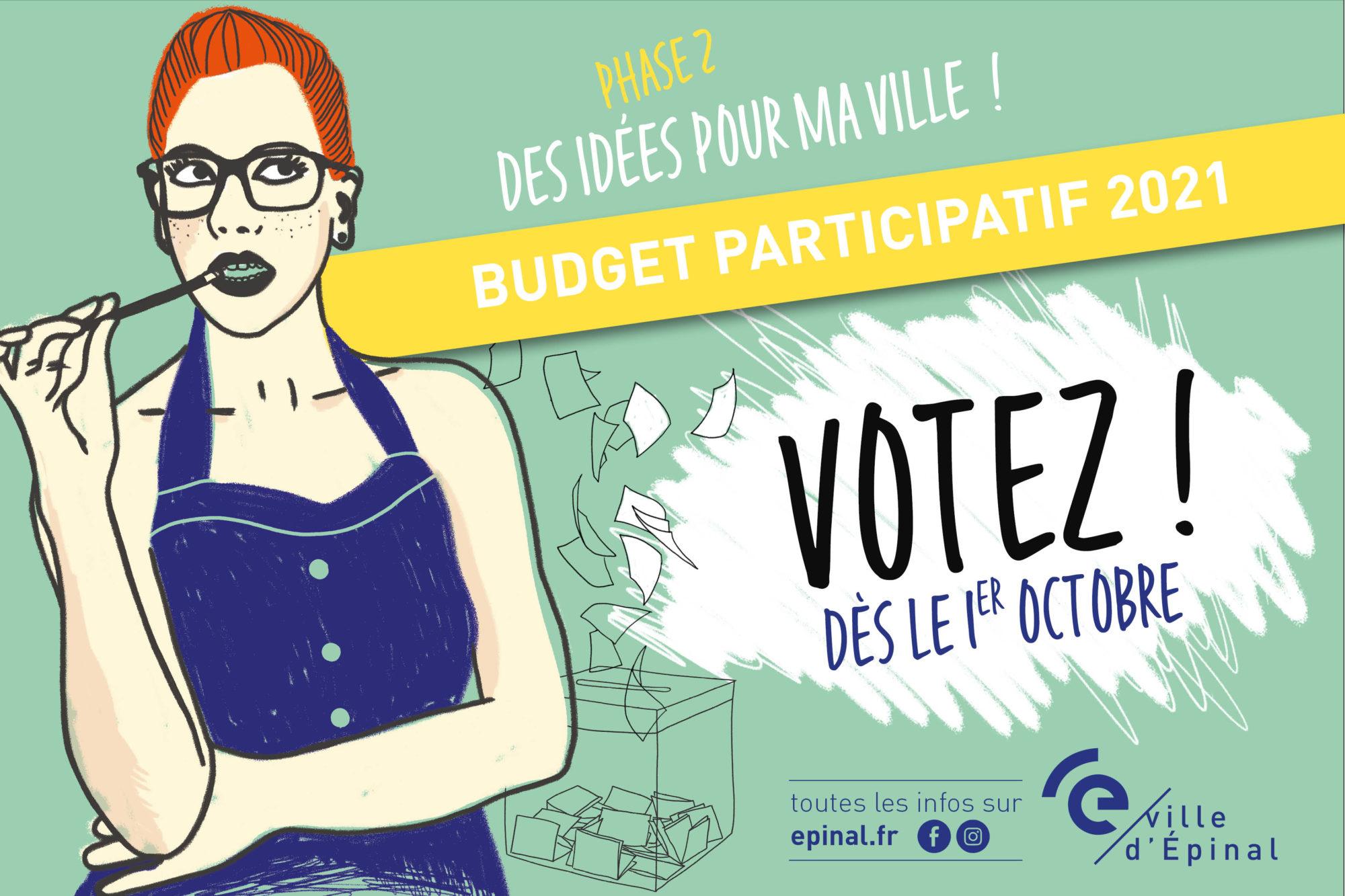 Votez pour vos projets préférés !